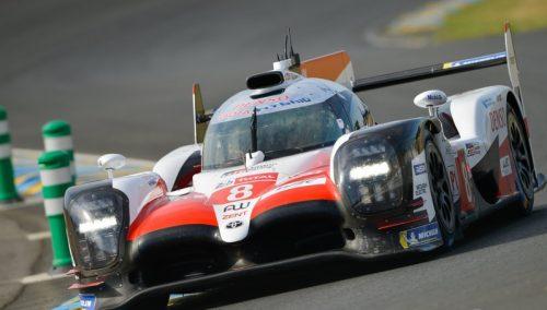 24 Heures du Mans : Alonso signe le meilleur chrono lors de la journée Test !
