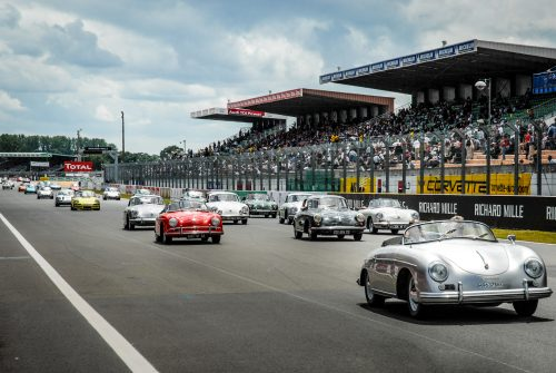 PORSCHE FRANCE AND LE MANS CLASSIC