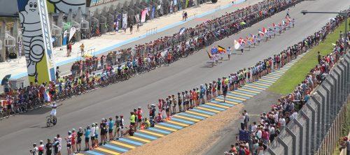 24H Vélo PEARL iZUMi : Roger Legeay donnera le départ pour les 10 ans !