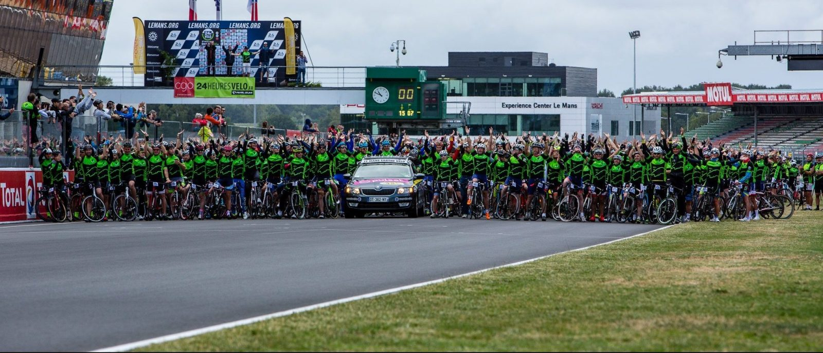 24 HOURS CYCLING: The 2019 edition will take place on August 24th and 25th