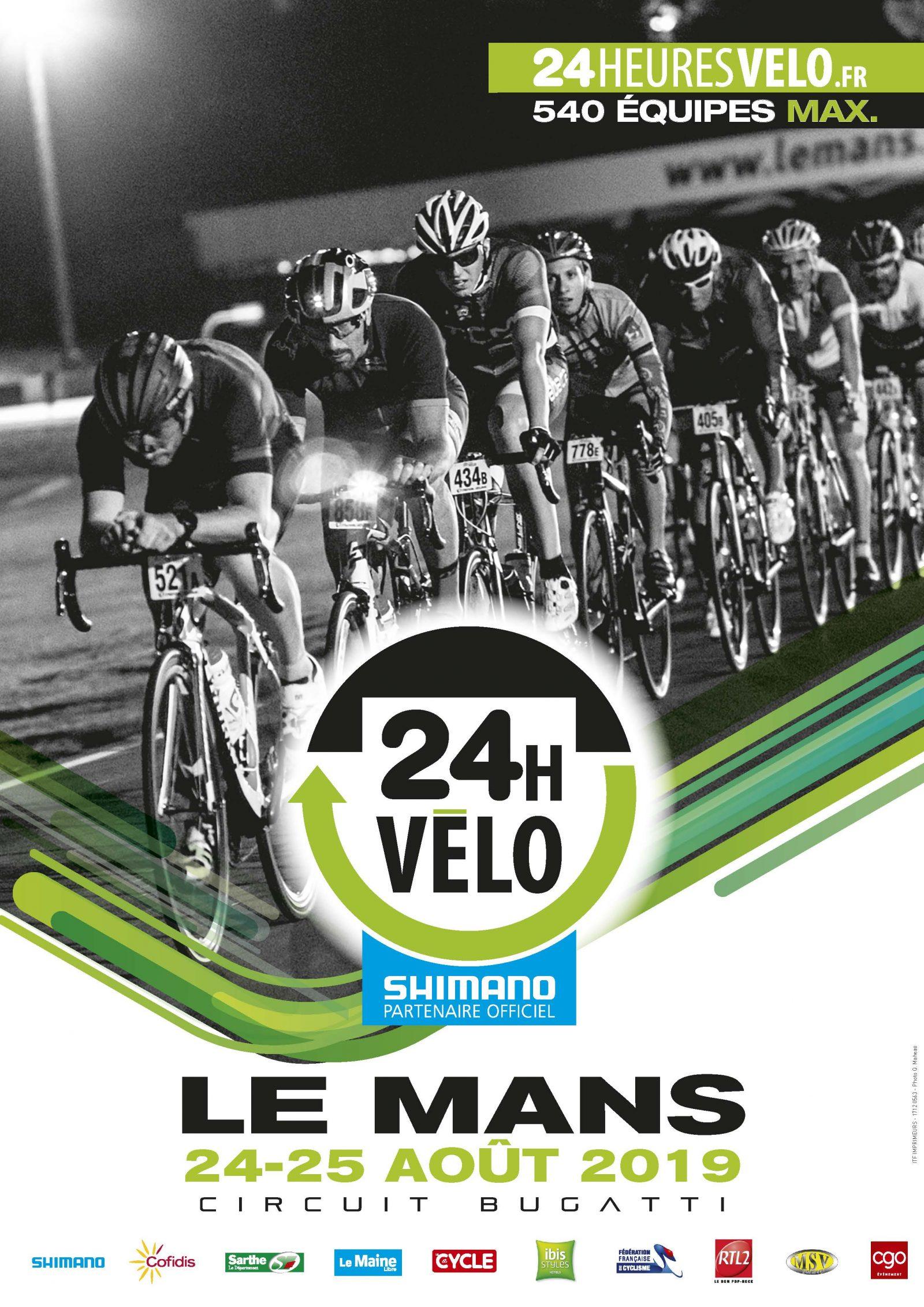 24 heures de Team-Building… à vélo !