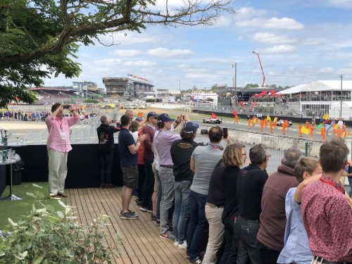 24 Hours of Le Mans 2020: your VIP trackside hospitality