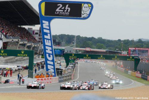 24H du Mans : Liste des engagés 2019