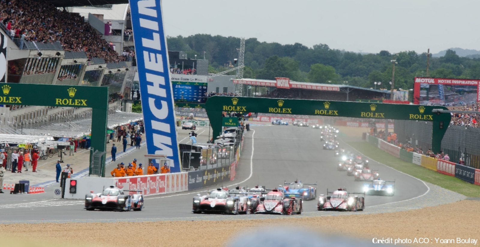 24 Hours of Le Mans: Team list 2019