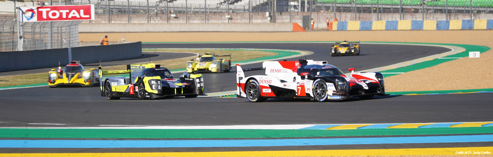 """24 HOURS OF LE MANS 2020: Creation of """"Hyperpole"""" for test days"""