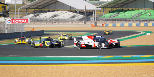 "24 HOURS OF LE MANS 2020: Creation of ""Hyperpole"" for test days"