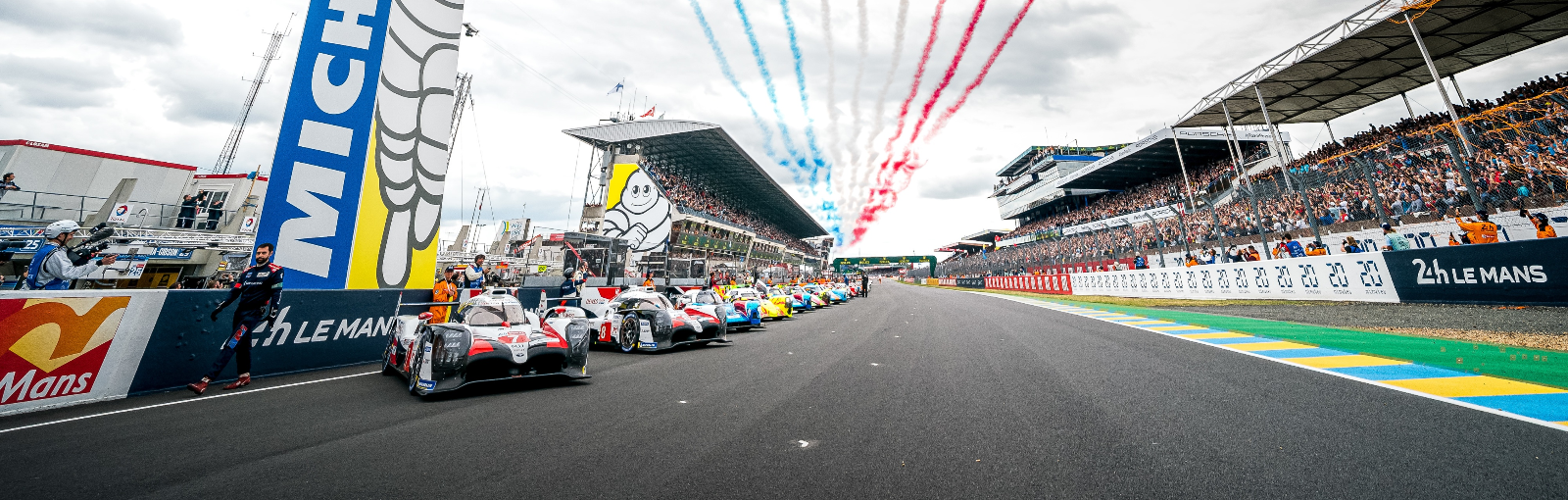 24 Hours of Le Mans 2020: Postponment on 19 and 20 September