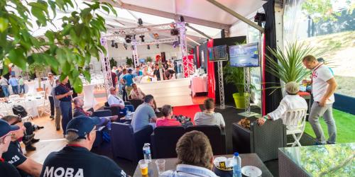 24H du Mans 2020 : Votre réceptif vip