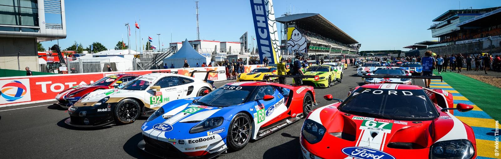 24H du Mans 2020 – Nouveau : un déjeuner ou un dîner pendant la course