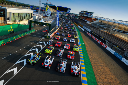 24 HOURS OF LE MANS: FOLLOW THE RACE AT HOME